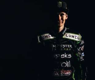 Lifestyle imagery of new Speedway recruit Patryk Dudek