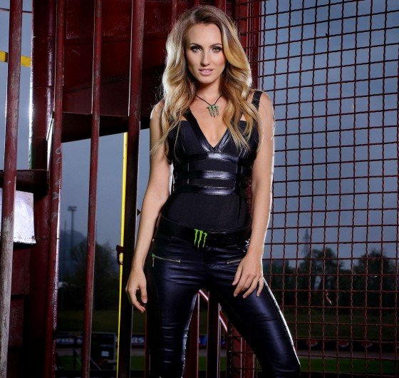 2017 Monster Girls Speedway GP Slovenia Hero Card Images
