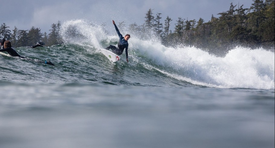 Lifestyle, Action and Ambient photos from the 2017 Rip Curl Pro in Tofino, BC.