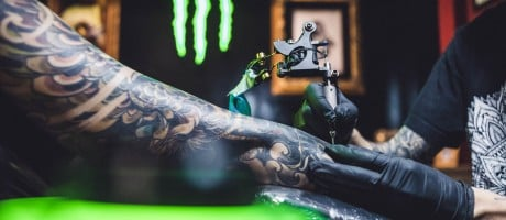 Photo options for Tattoo Events around EMEA