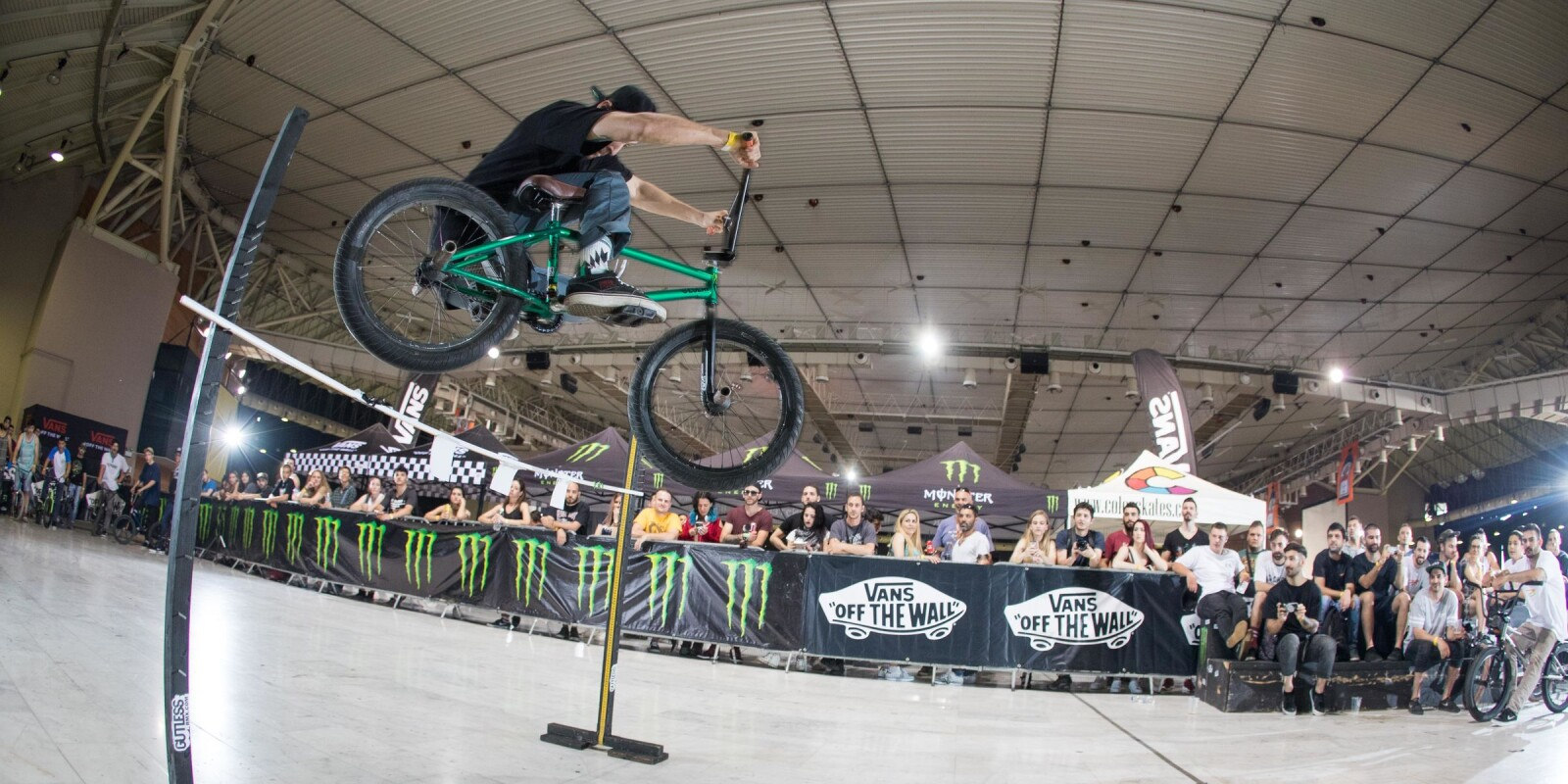 Photos from  Athens Tattoo Convention BMX Contest fuelled by Monster Energy