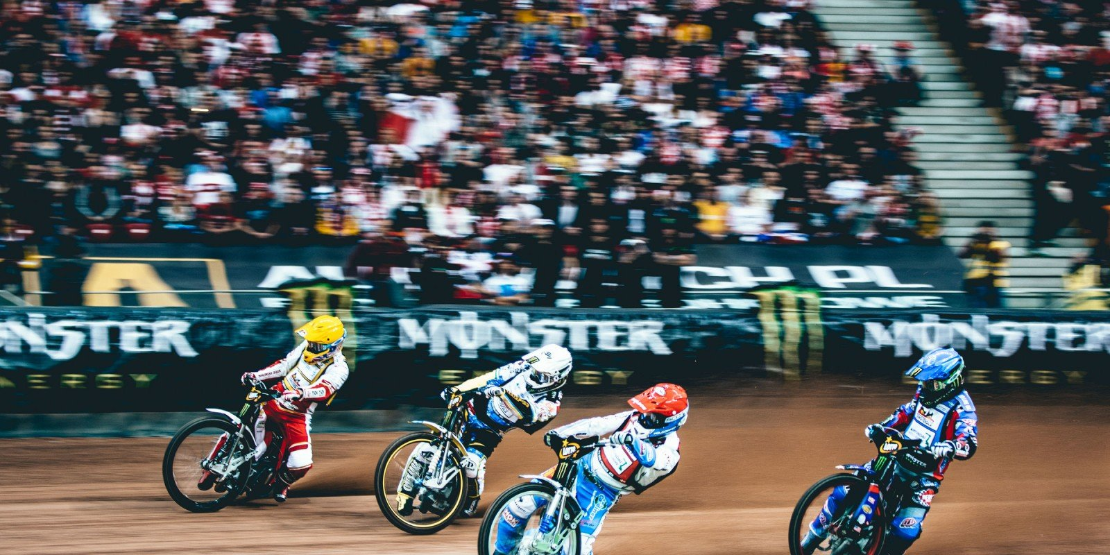 Images of Chris holder from the Warsaw SGP