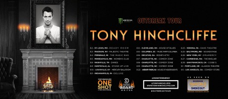 Monster Energy Outbreak Tour Comedy Edition event header image