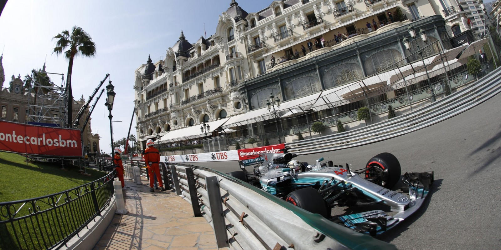 Thursday images from the 2017 Monaco Grand Prix