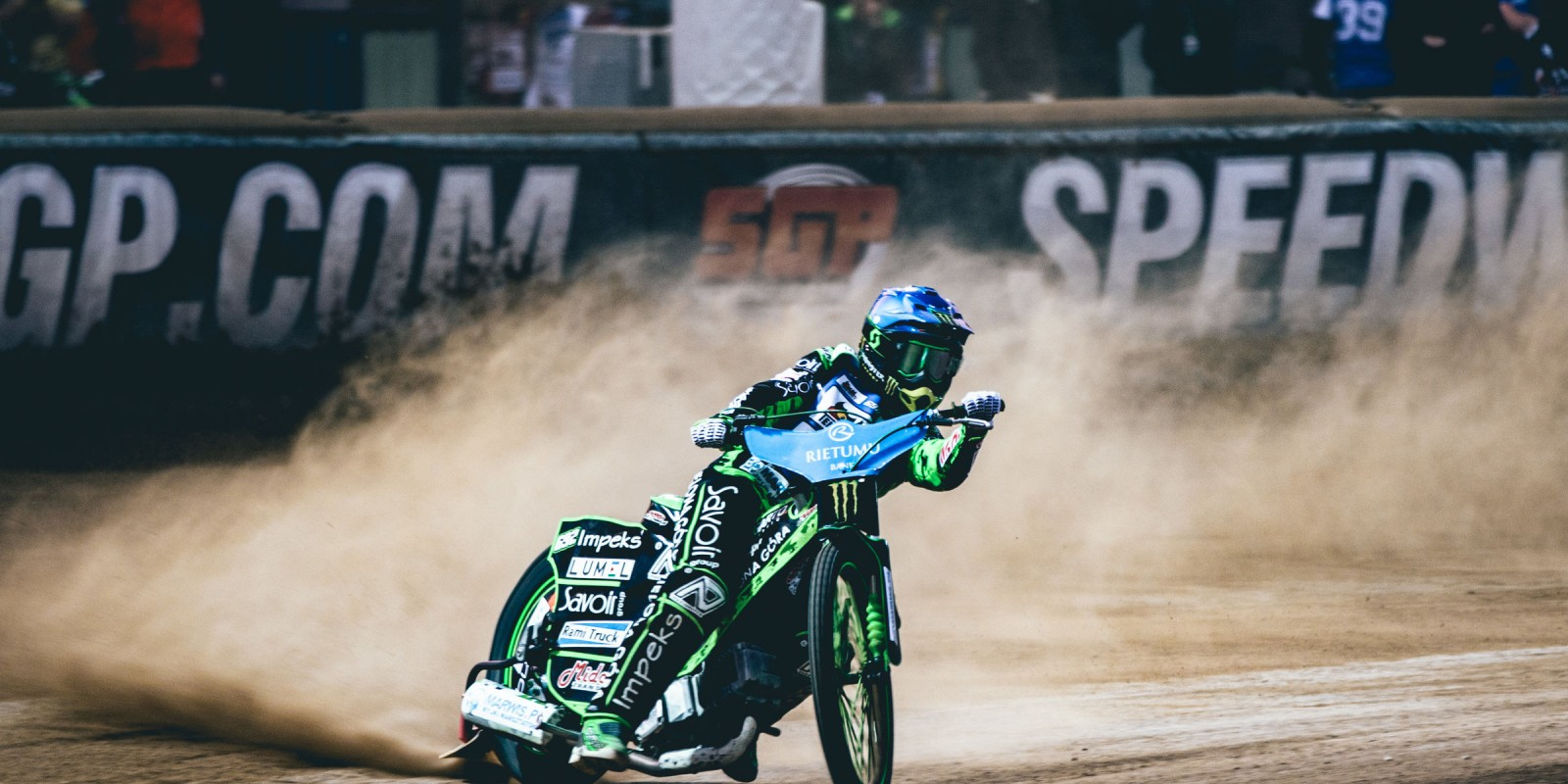 Images of Patryk Dudek from Latvian SGP