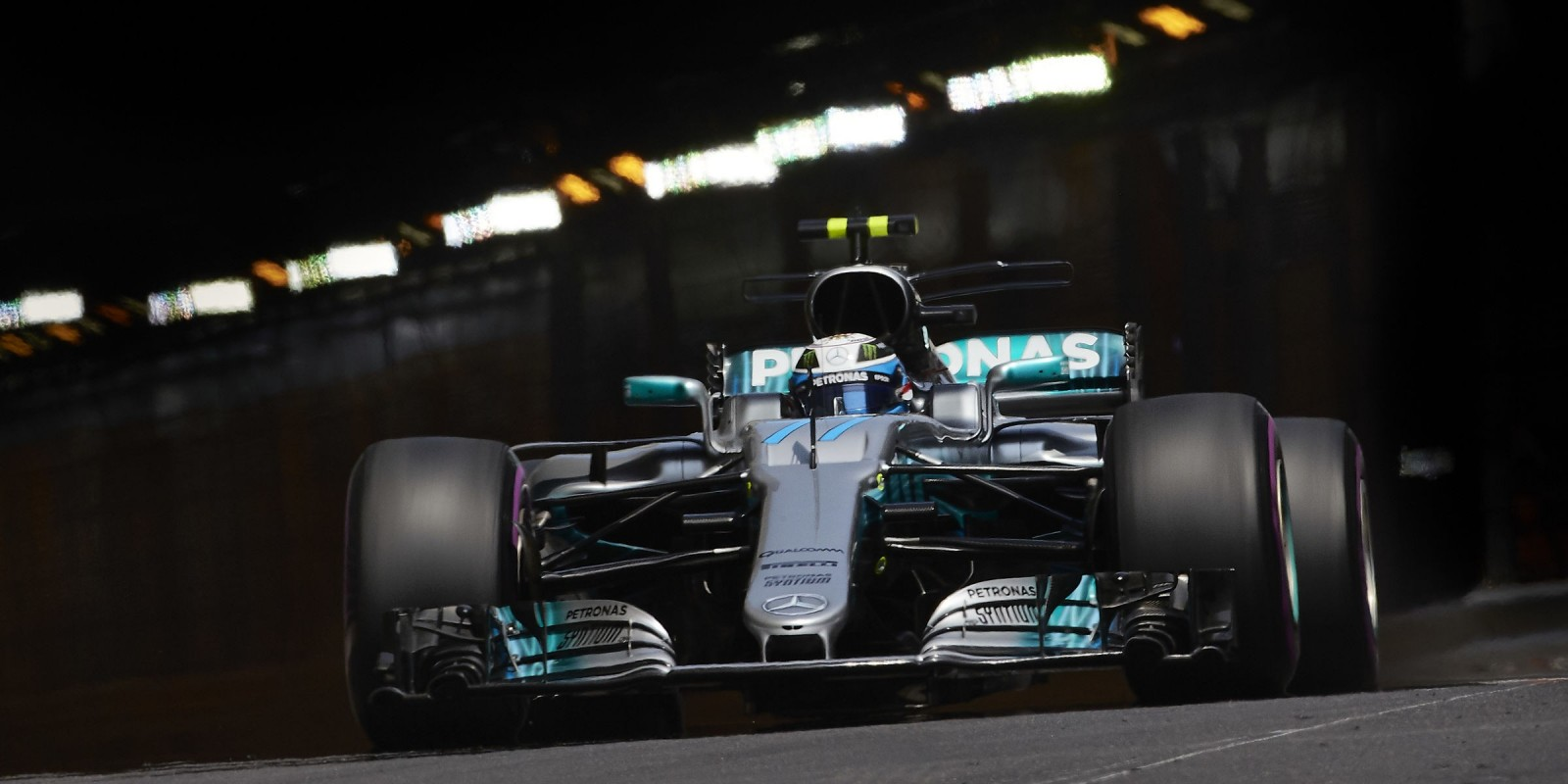Qualifying images from the 2017 Monaco Grand Prix
