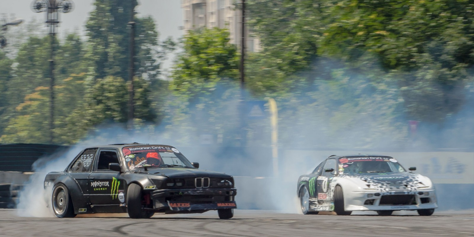 Event photos from the second stage of the Romanian Drift Championship. Photos were taken by my TL - Victor Carapcea - Monster Energy Employee. I wanted to tag another Monster Energy Athlete - TALENT -  that was present, named Dimitriy Illyuk - from Ucrain