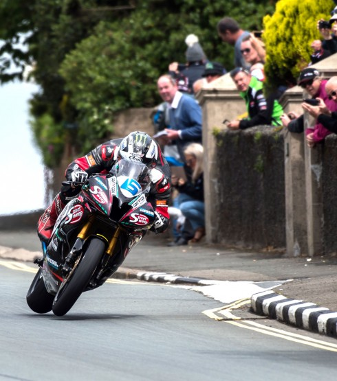 Images from the first Monster Energy Supersport TT - 5th July