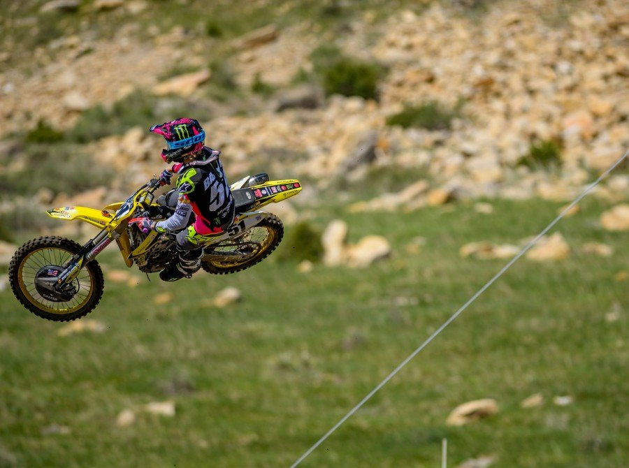 Monster athletes compete in Thunder Valley National