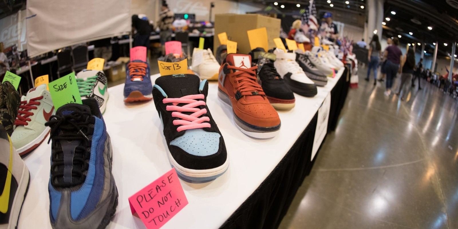 H-Town Sneaker Summit returns to the historic NRG Center in Houston, Texas for their highly anticipated 13th annual summer event