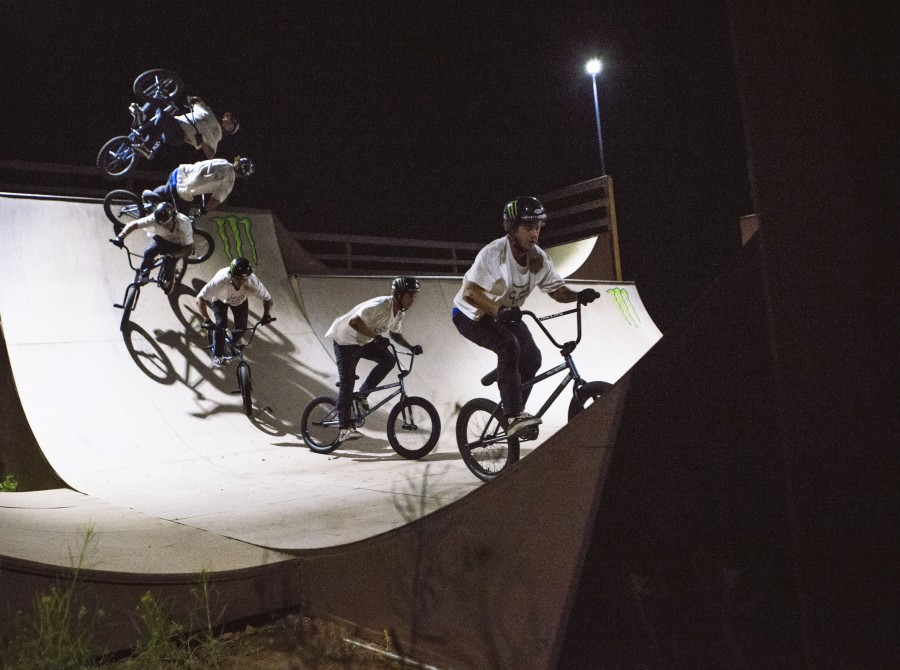 The best backyard on the planet? Although it may be hard to imagine, the level of awesomeness that is Pat Casey's private dirt and ramp setup is pure reality. And with the help of Monster Energy, Pat debuts the newest additions to his Dream Yard as only h