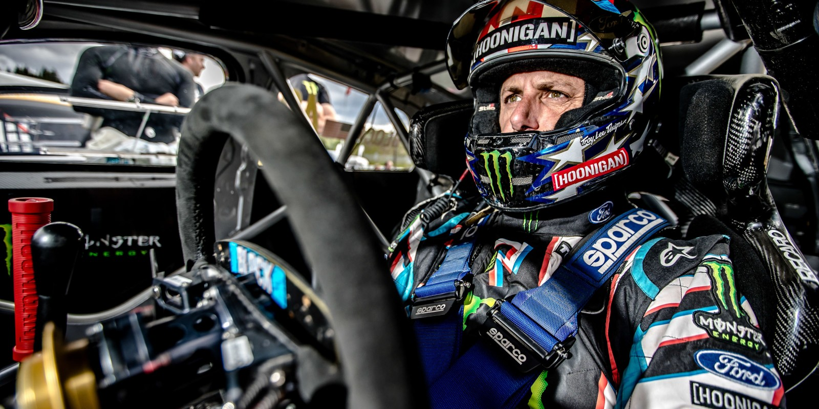 Friday images from the 2017 World RX of Norway