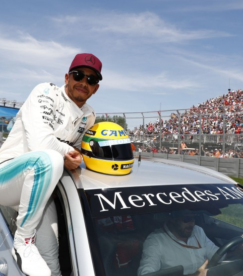 Friday and Saturday images from the 2017 Formula One Grand Prix