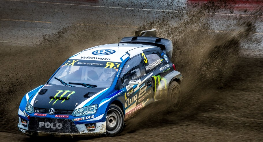 Day one images from the 2017 World RX of Norway