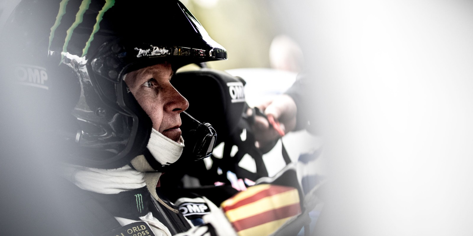 Petter Solberg at 2017 World RX | Barcelona, Spain
