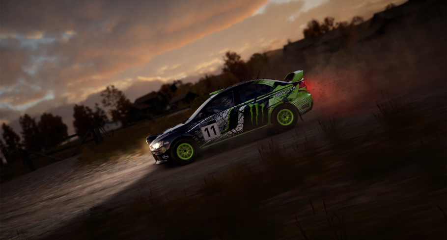 Dirt 4 assets for our social use through Codemasters FEA Gaming images of DIRT 4