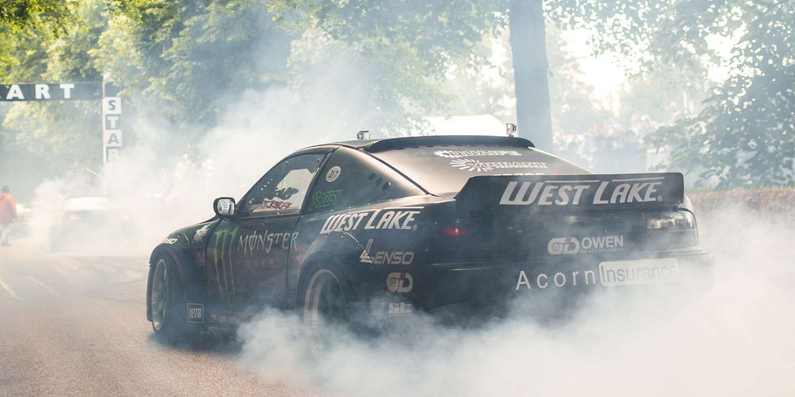 Images from Saturday afternoon at Goodwood FOS 2016