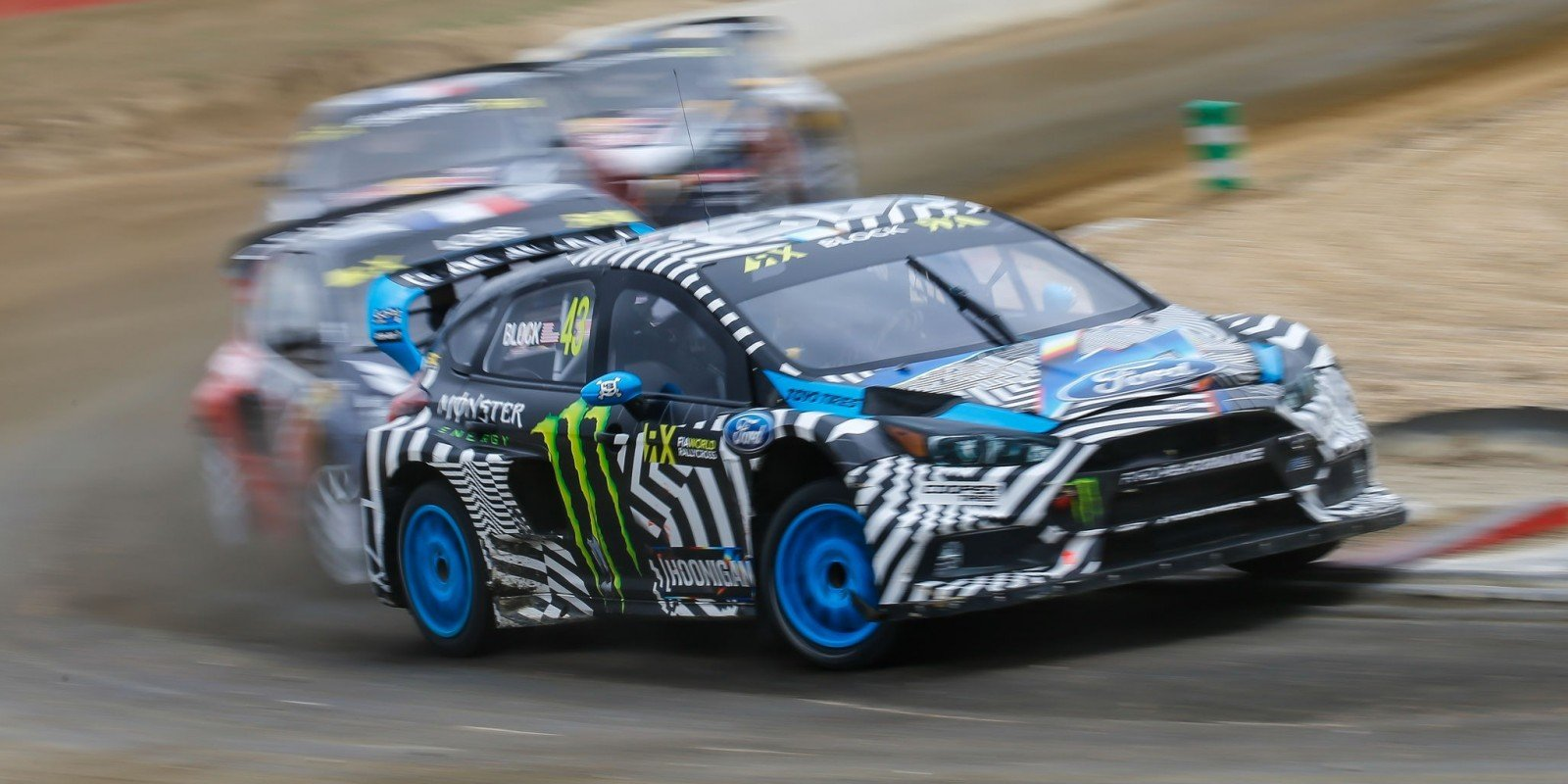 Sunday (Day Two) images from the 2016 World Rx of France