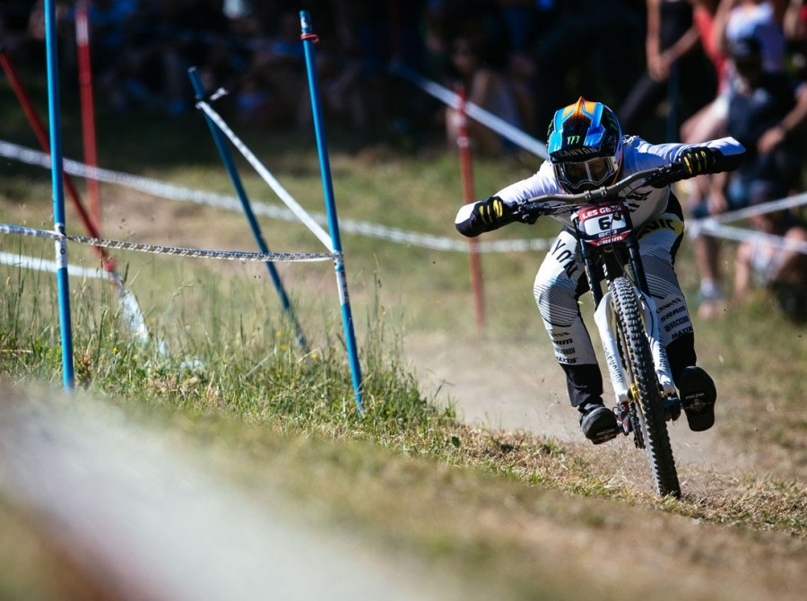 For the sixth year in a row, the French town of Les Gets will host the Crankworx festival.