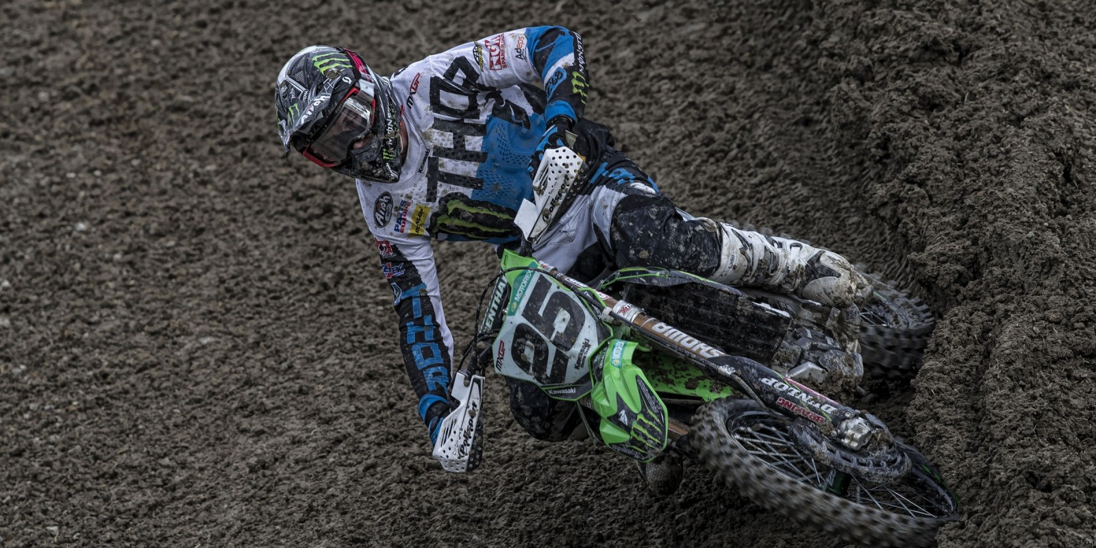 Clement Desalle at the 2017 Grand Prix of Russia