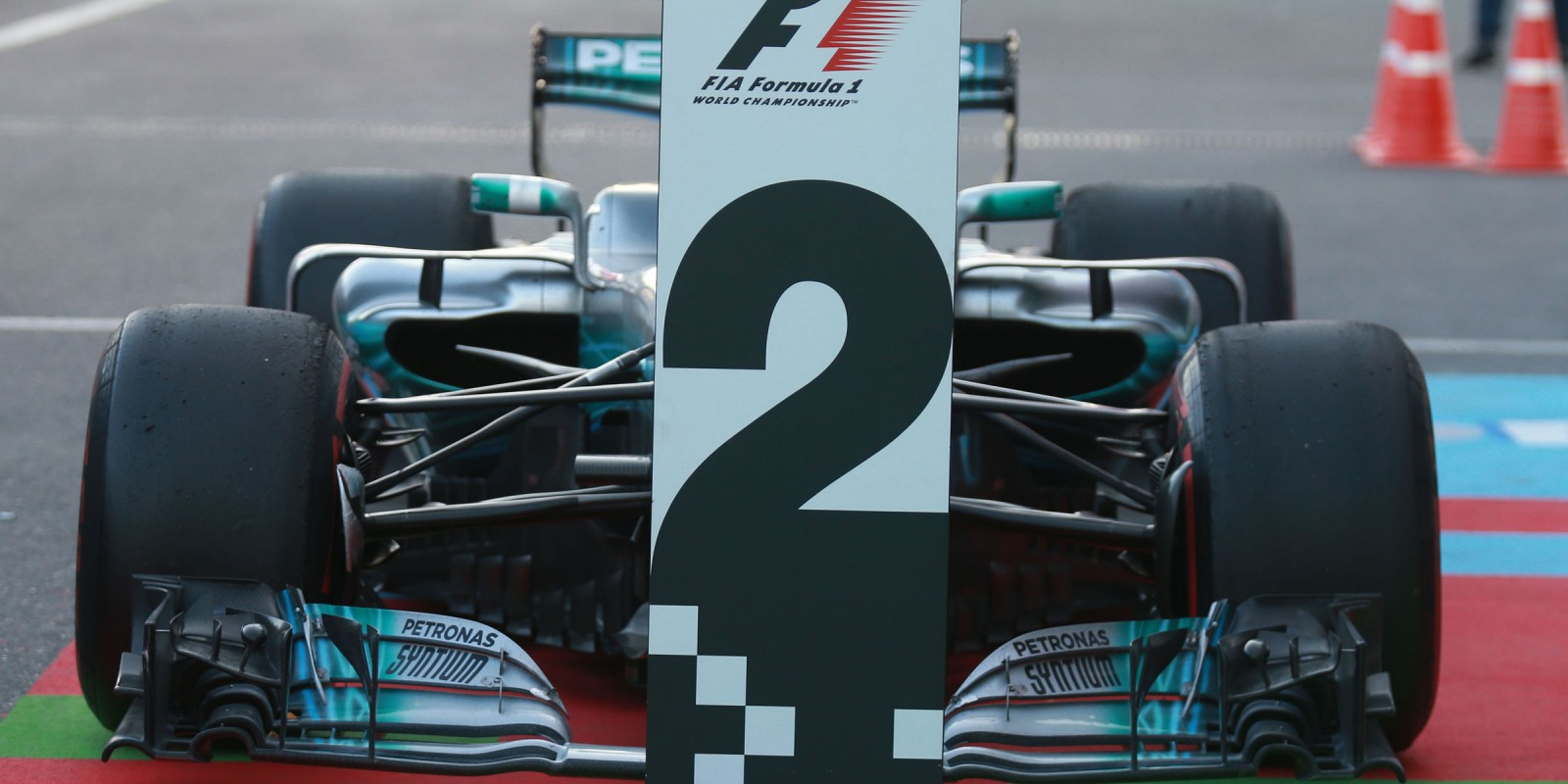 Images from the 2017 Azerbaijan F1 Grand Prix