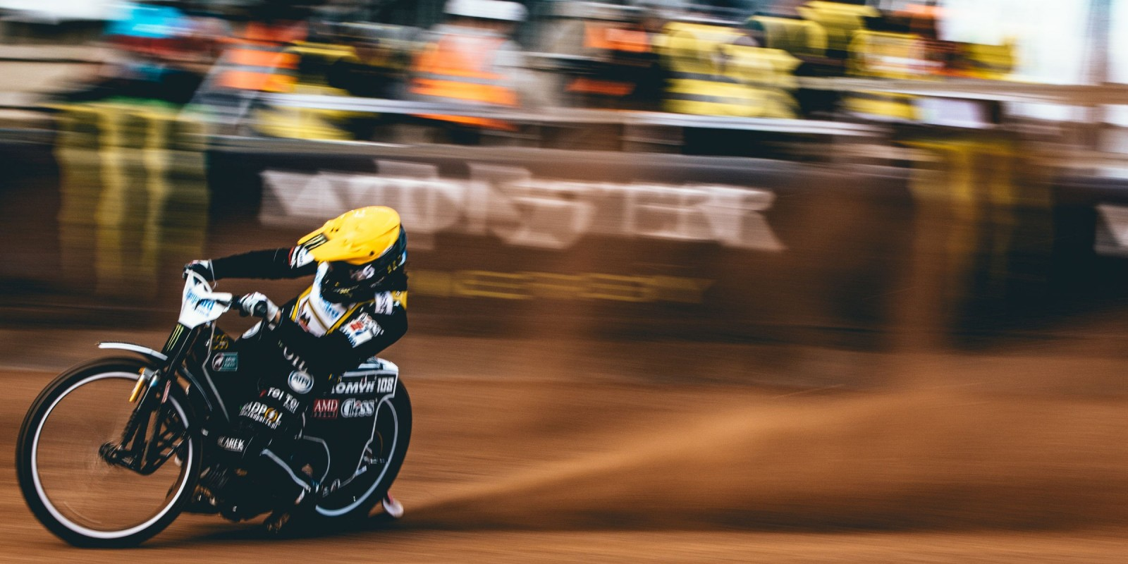 Images of Tai Woffinden from the Danish SGP
