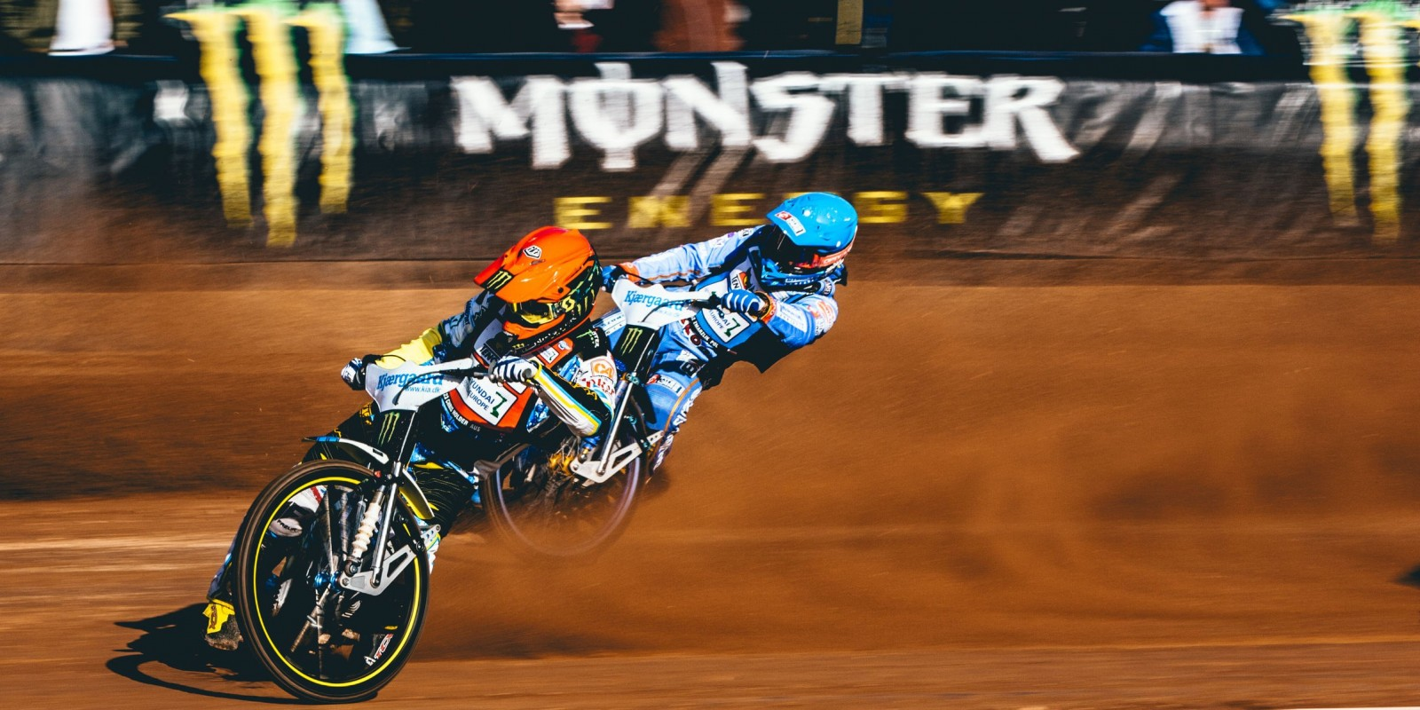 Images of Chris Holder from the Danish SGP