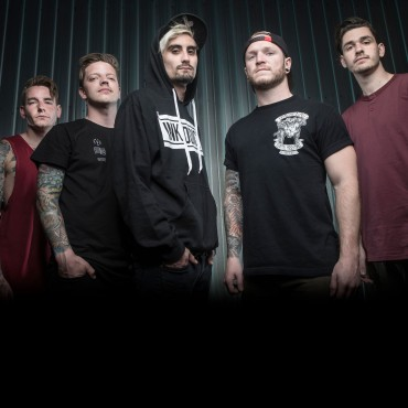 We Came As Romans Photoshoot