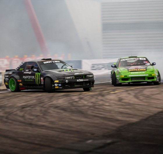 Images from round two of the 2017 Drift GP Championship - hosted in the UK