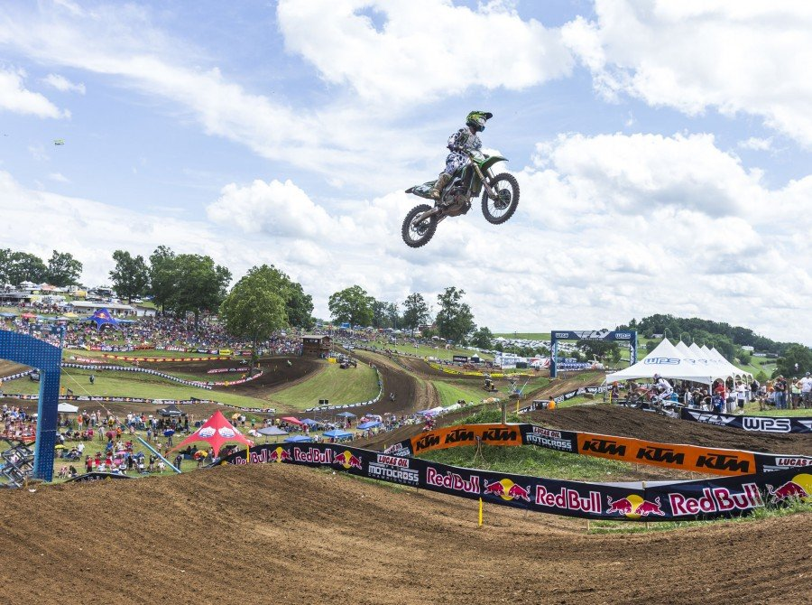 Action shots of our athletes at Muddy Creek in Tenessee