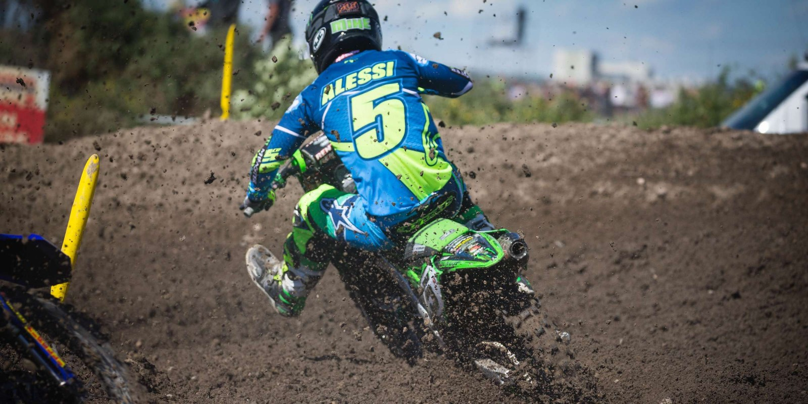 Action shots from round 3 of the 2017 Canadian Motocross Nationals in Calgary, Alberta