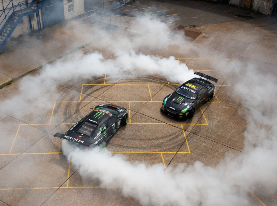 Images of Day 3 from the highly anticipated Battledrift 2 project