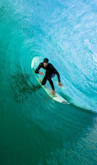 Matt Bromleys 2016 project Risky Business - Getting pitted in the Namaqualand