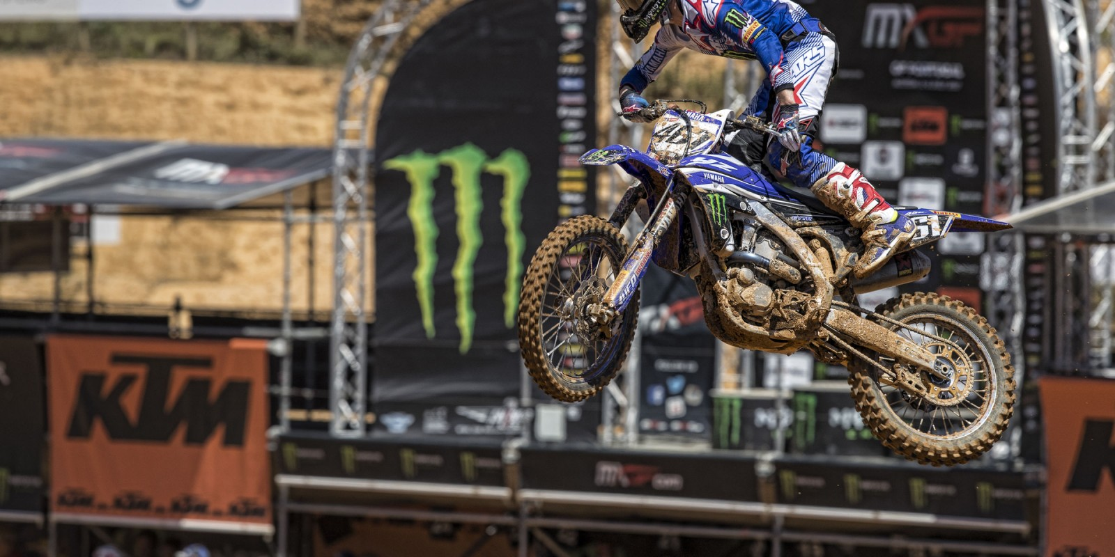 Romain Febvre at the 2017 Grand Prix of Portugal