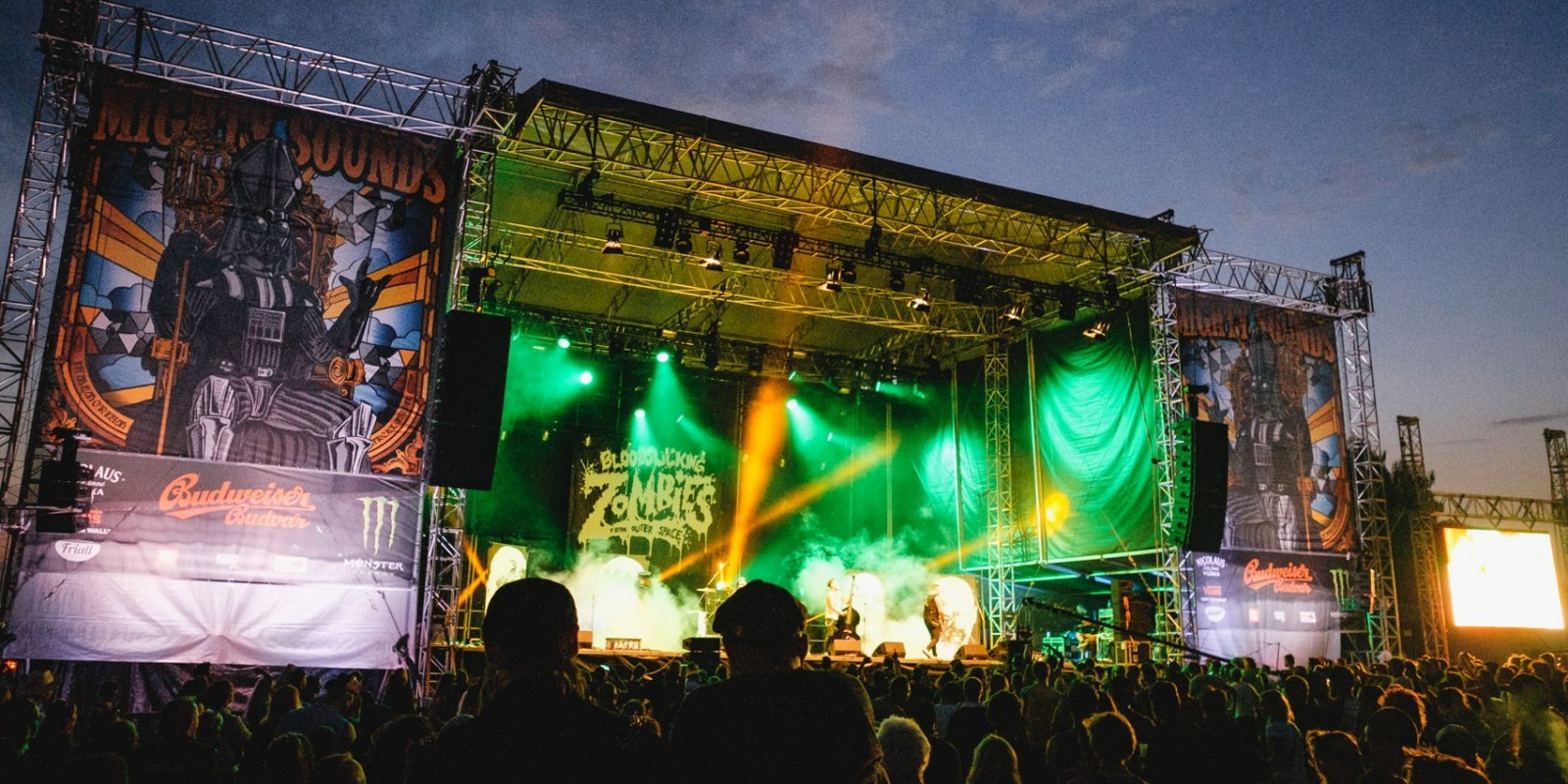 Mighty Sounds Festival in Tábor