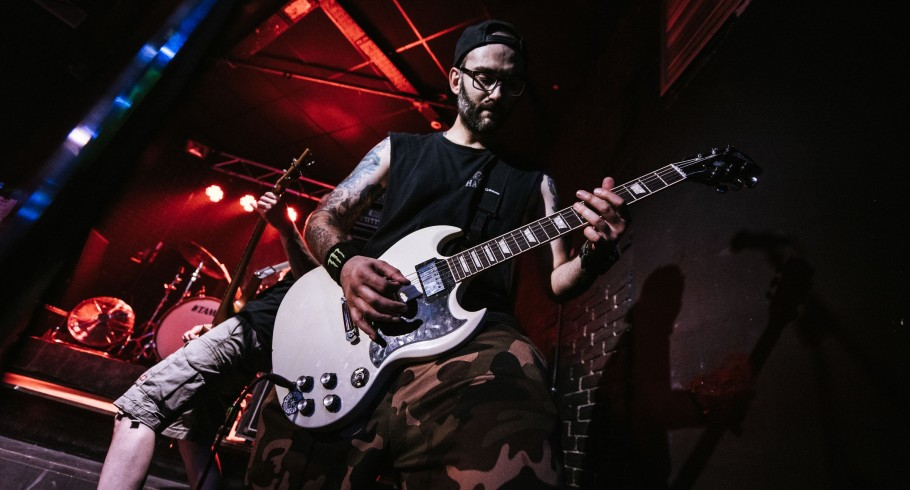 Photos from Agnostic Front x Last Hope Live in Athens Greece.