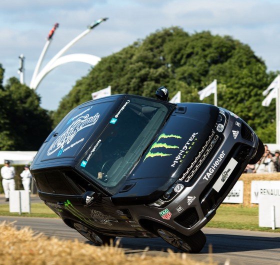 Final day of Goodwood FOS 2016