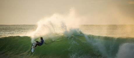 Conner Coffin competes in the 2016 This Way In J-Bay competition South Africa