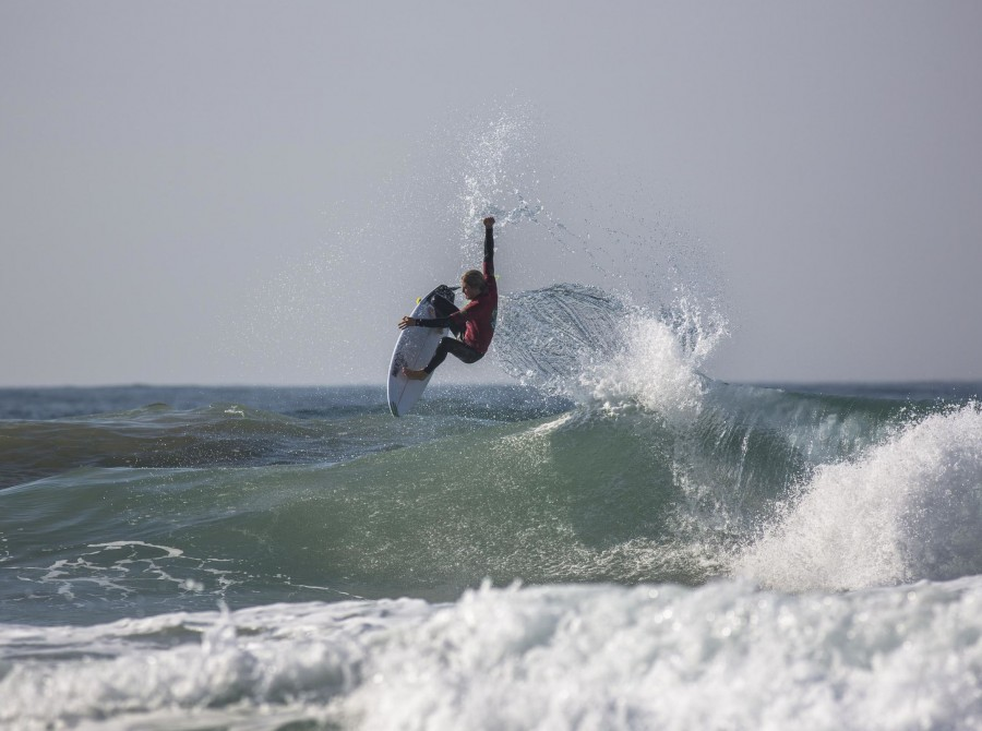 The Ballito Pro South Africa - Beyrick de Vries wins the Zig Zag Expression Session