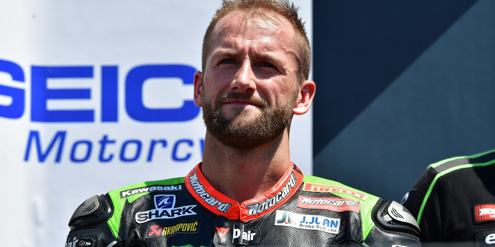 Tom Sykes at the 2017 World Superbike Geico US Round