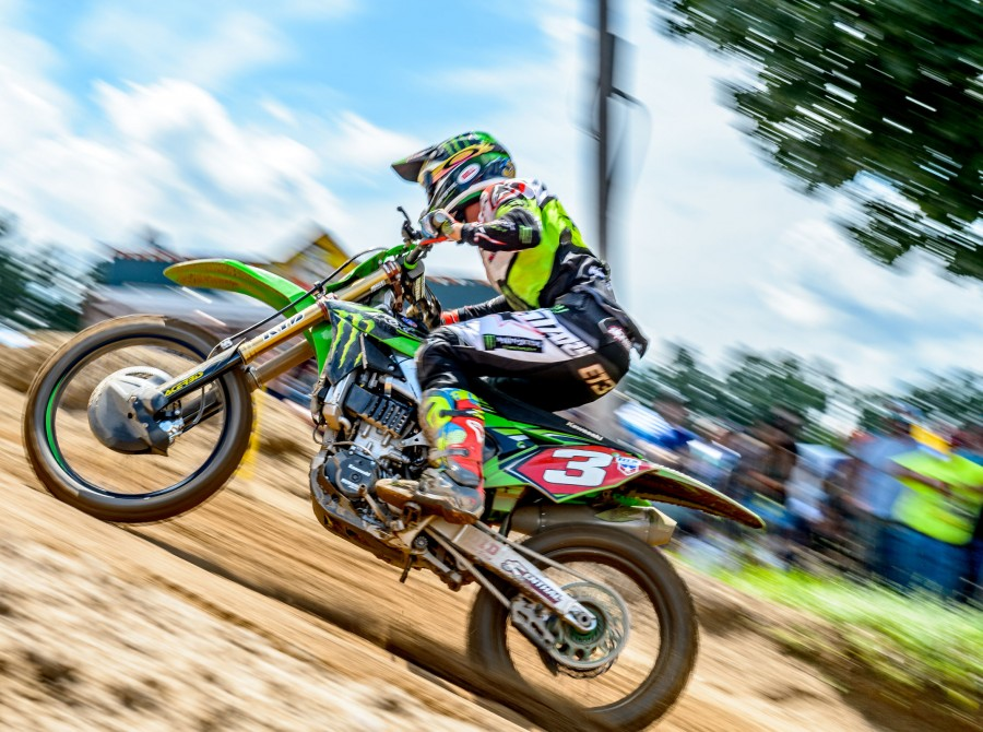 Images of the 2017 Motocross race from Southwick, Massachusetts