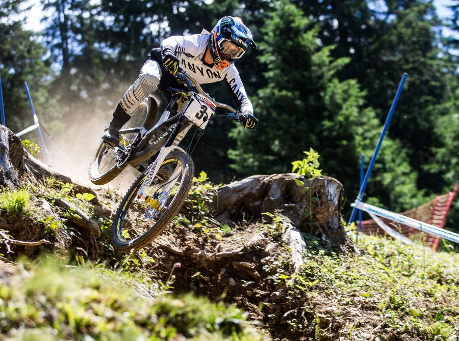 Arguably the most picturesque stop on the World Cup calendar, Lenzerheide hosts the world's best downhill and cross-country riders for the third year in a row.