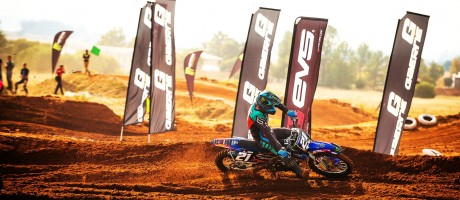 Monster riders at the SAMXN Round 3 in Bloemfontein, South Africa