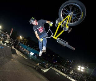 The second annual Nitro World Games went down at Rice-Eccles Stadium in Salt Lake City on June 24th. Action sports fans packed the arena for an up-close look at some of the most progressive terrain and riding in the world today.