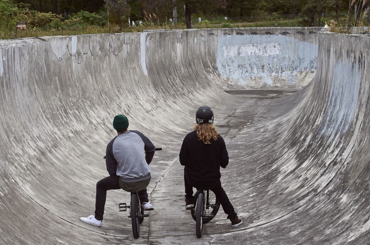 images from The Lost Bowl Project in Japan