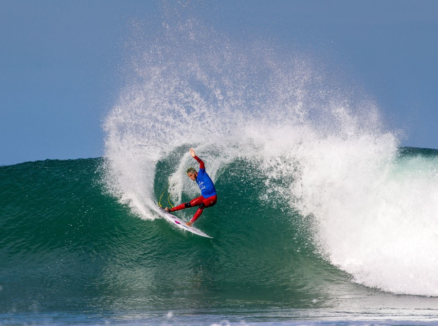 Images from the 2017 Corona Open J Bay