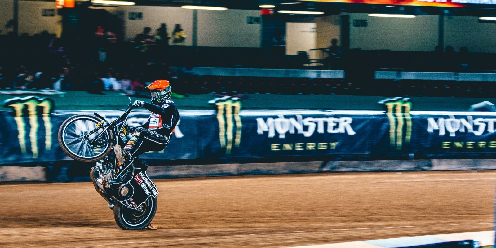 Images from the 2017 British Speedway Grand Prix from Cardiff, Wales