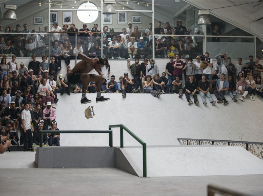 Action Shots from the CPH Open