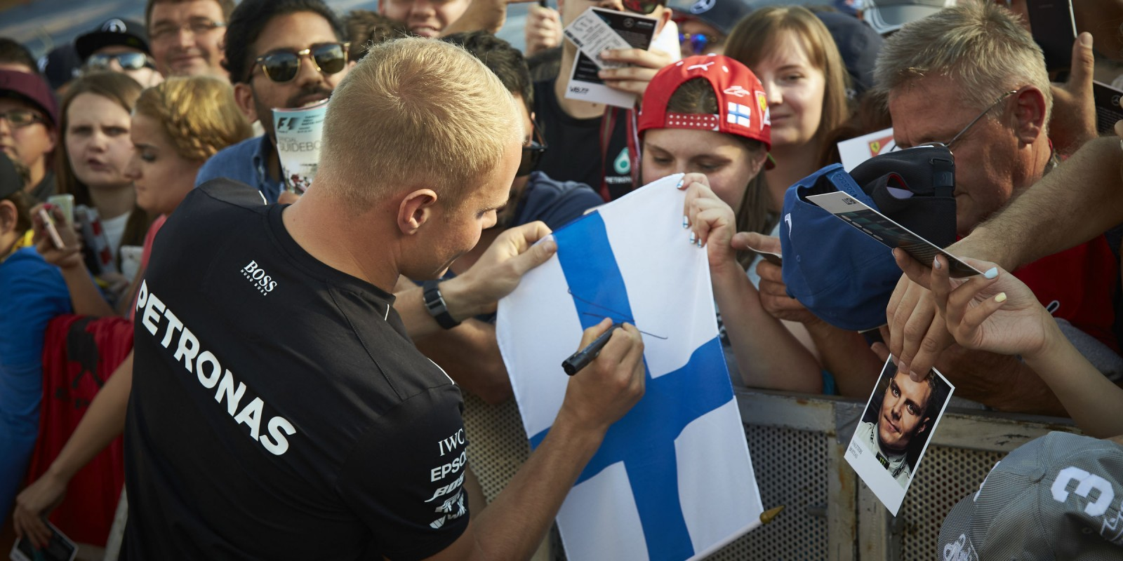 Thursday images from the 2017 Hungarian Grand Prix