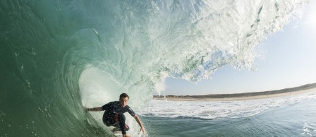 monster athlete images from Media trip to Hossegor 2016